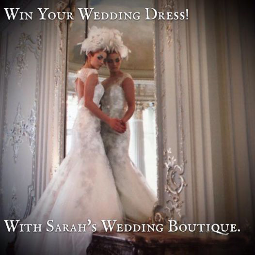 Win Your Wedding Dress! (expired)